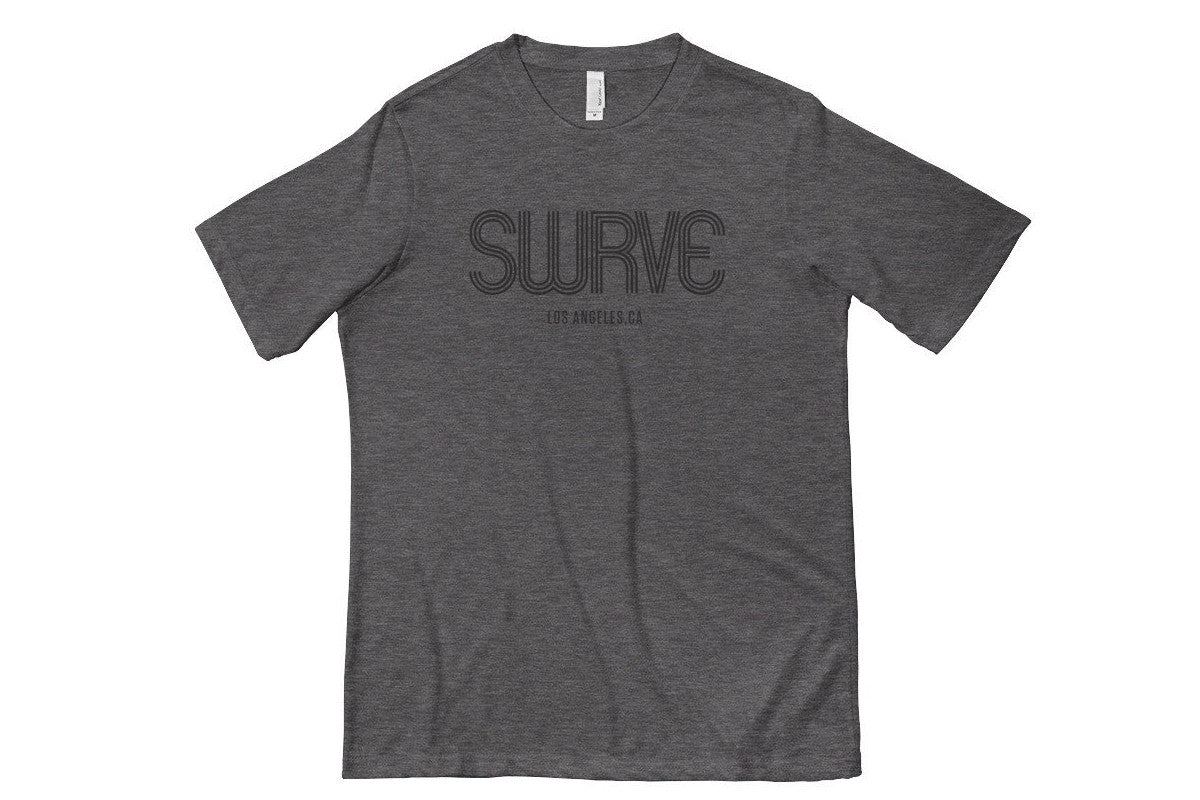 Screen Printed Swrve 1968 Summertime T Shirt