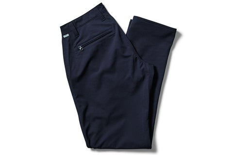 US-made _blk label midweight regular fit DOWNTOWN TROUSERS