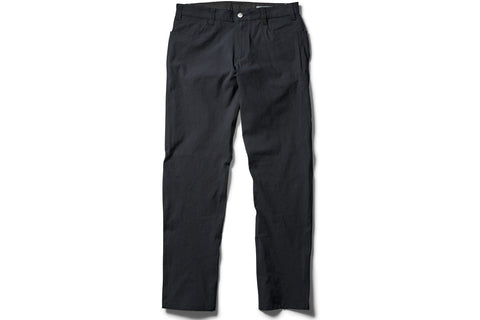 durable cotton SLIM TROUSERS
