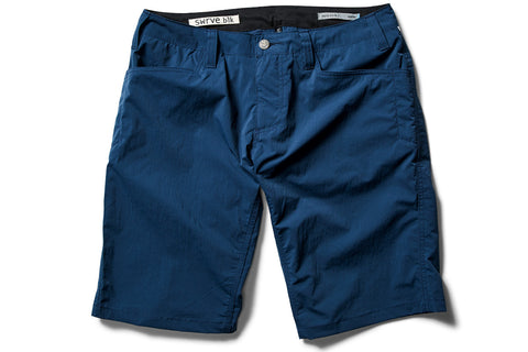 _blk label lightweight REGULAR SHORTS