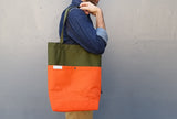 stationary POCKET TOTE