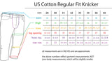 US cotton REGULAR KNICKERS