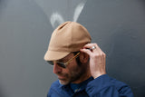 CAMEL heavy-weight twill wool CAP
