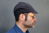 WARM CHARCOAL heavy-weight wool CAP