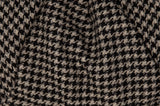 BWG HOUNDSTOOTH heavy-weight wool CAP