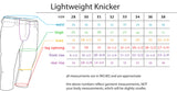 lightweight REGULAR KNICKERS