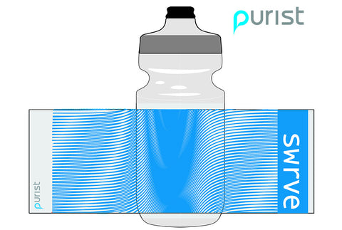SALE! MOIRE WAVE PURIST® water bottle