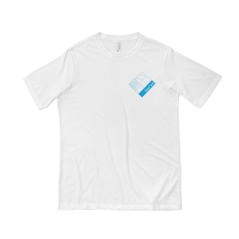 mini mountain topo summertime t-shirt