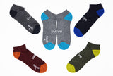 no-show merino wool socks