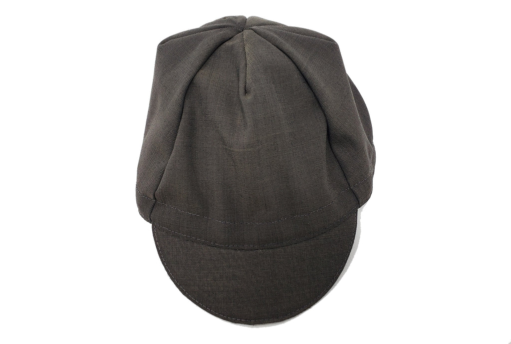 WARM GREY STATIC lightweight wool CAP