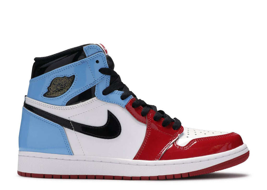 "Air Jordan 1 Retro Hi Fearless ""UNC Chicago"""