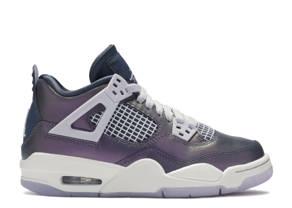 "Air Jordan 4 Retro SE (GS) ""Monsoon Blue"""