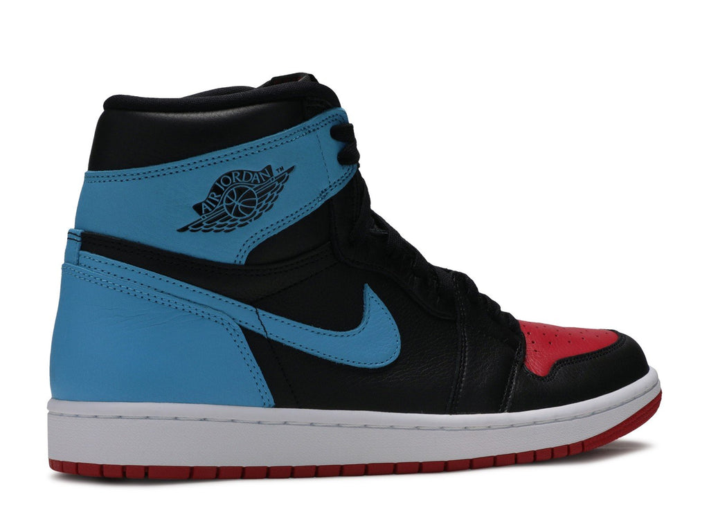 "Wmns Air Jordan 1 High OG ""NC To Chicago"""