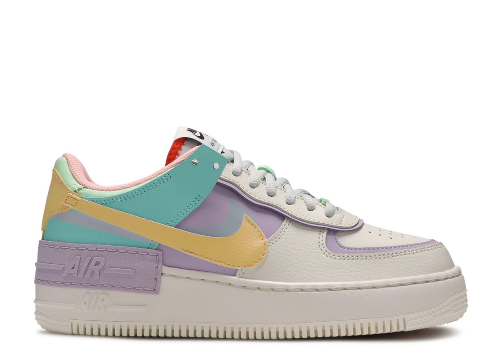 air force 1 shadow pale ivory donna