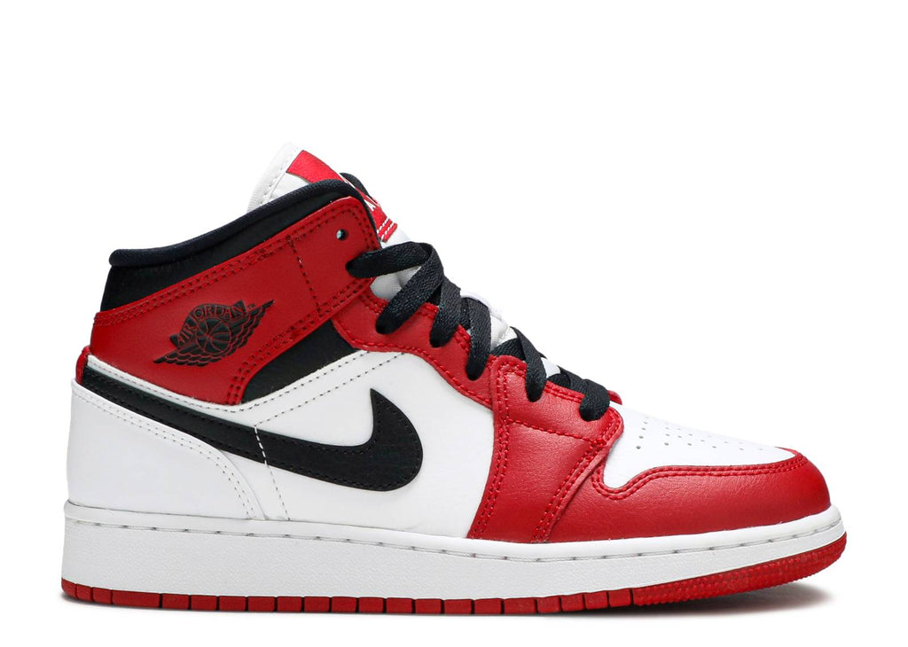"Air Jordan 1 Mid Gs ""Chicago"""