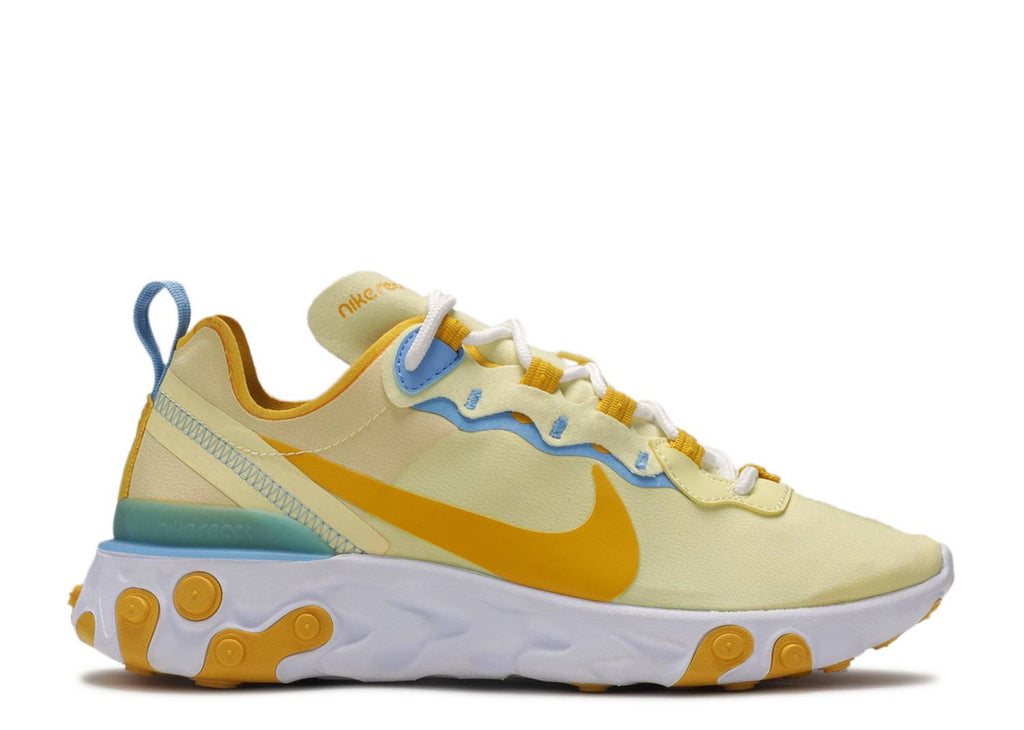 "Wmns nike react element 55 ""Yellow"""