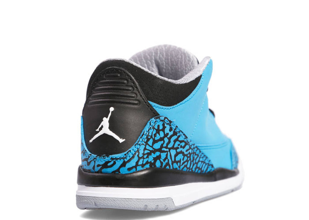 "Air Jordan 3 Retro Bp ""Powder Blue"""