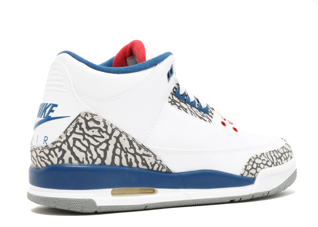 "Air Jordan 3 Retro GS ""True Blue"""