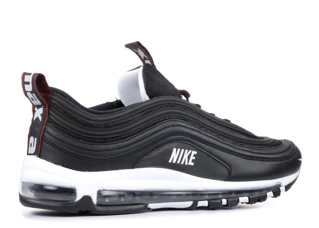 "Nike Air Max 97 SE (GS) ""Black/White"""