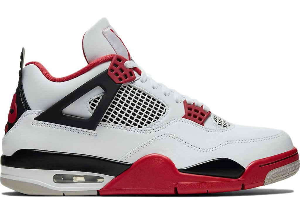 "Air Jordan 4 Retro ""Fire Red (2020)"""