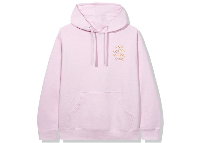 "ASSC ""Then You Think"" Pink Hoodie"