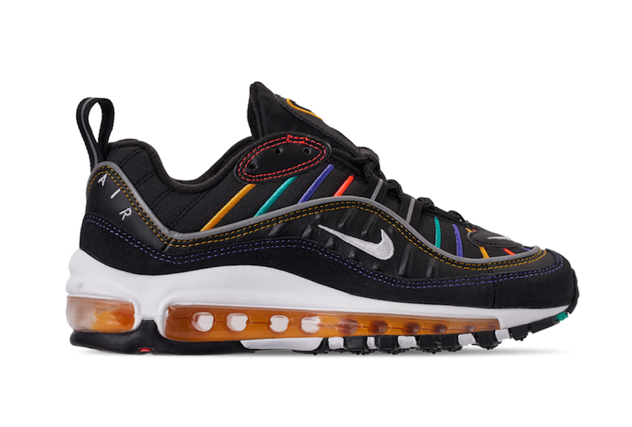"Nike Air Max 98 (GS) ""Game"""