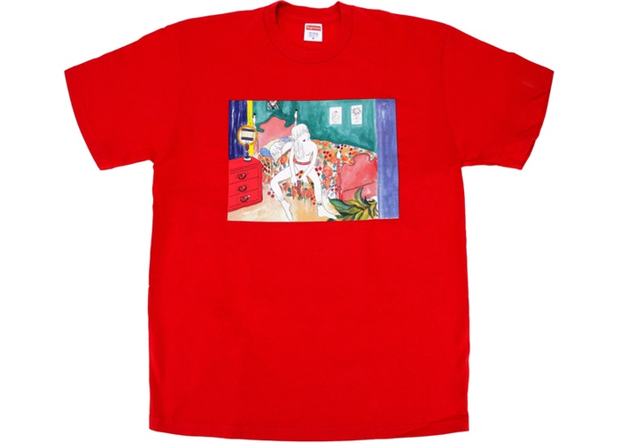 "Supreme Bedroom ""Red"" Tee"