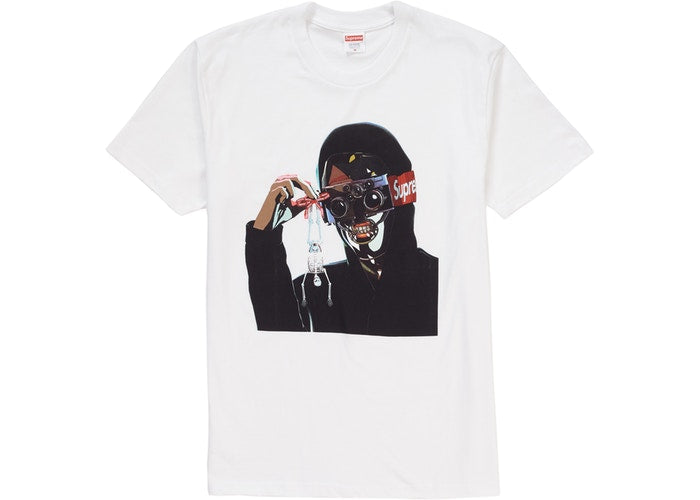 "Supreme Creeper ""White"" Tee"