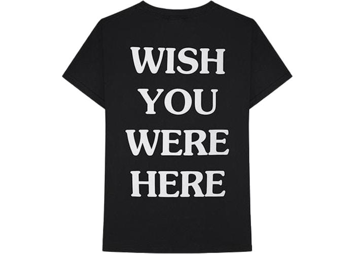 "Astroworld Tour ""Wish You Were Here"" Tee"