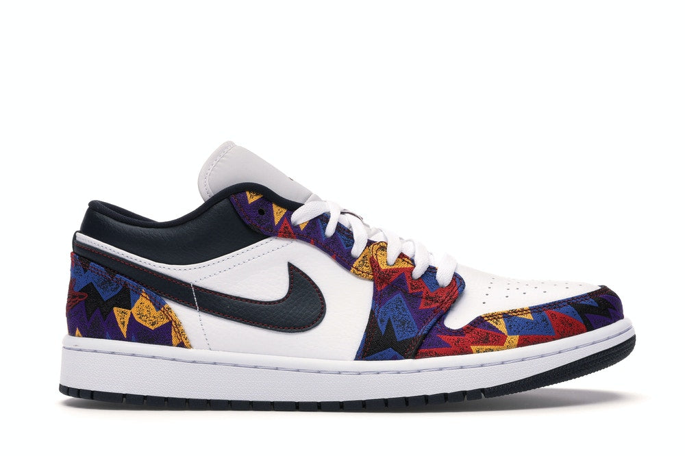 "Air Jordan 1 Low Gs ""Nothing But Net"""