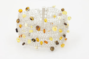 "CUFF 1.5"" WITH AMBER"
