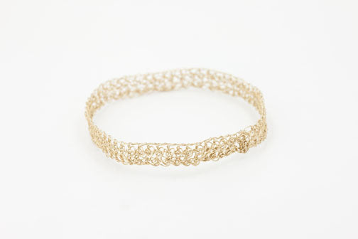 Bangle Gold Plain