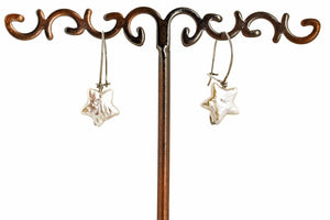 SIMPLICITY STAR EARRINGS