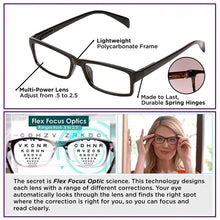 Load image into Gallery viewer, Adjustable Reading Glasses from 0.5 - 2.5 Diopters - Daily Tech Bargains