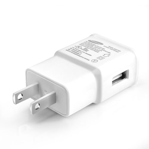 Samsung Universal OEM 2.0 Amp, 5.3V USB Travel Charger White - Daily Tech Bargains