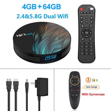 Load image into Gallery viewer, HK1 Max Smart TV Box Android 9.0 Wifi Netflix and More! - Daily Tech Bargains