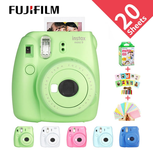 Fujifilm InstaxMini 9 Instant Photo Camera - Daily Tech Bargains