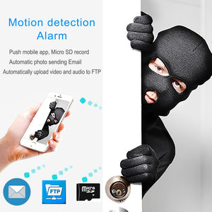1080P IP Wifi Security Camera Waterproof Home Surveillance Infrared Night Vision Wireless CCTV - Daily Tech Bargains