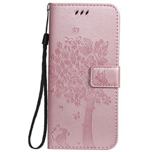 Load image into Gallery viewer, Magnetic Wallet Phone Case For LG Flip Case with Card Slot Cover G3 Mini, K8, K9, K20, K10, Aristo 2 Plus - Daily Tech Bargains