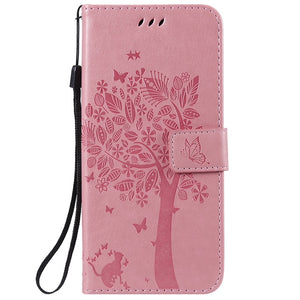 Magnetic Wallet Phone Case For LG Flip Case with Card Slot Cover G3 Mini, K8, K9, K20, K10, Aristo 2 Plus - Daily Tech Bargains