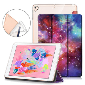 iPad Air 1 , 2 Case, Soft Silicone Back Cover,  With Adjustable Stand - Daily Tech Bargains