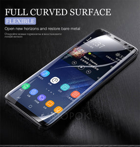 2pcs Full Cover Film Screen Protector for Samsung Galaxy S10E S10 Plus Note 8 Note 9 S8 S9 S8 Edge Plus - Daily Tech Bargains