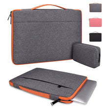 "Load image into Gallery viewer, Universal Multi-Pocket Laptop Bag 12"" 13"" 14"" 15.6"" inch Laptops - Daily Tech Bargains"