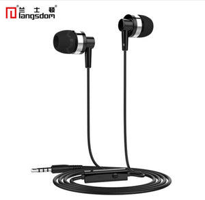 Langsdom JM21 In-ear Earphone Wired Control With Mic - Daily Tech Bargains