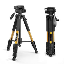 Load image into Gallery viewer, Zomei Professional Portable Aluminium Camera Tripod for DSLR with Case, and Hot Swap Plate! - Daily Tech Bargains