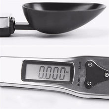 Load image into Gallery viewer, Steel Electronic Measuring Spoon with LCD Scale 300g - Daily Tech Bargains