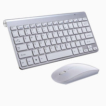 Load image into Gallery viewer, Portable Wireless Keyboard and Mouse for Mac and PC US- English - Daily Tech Bargains