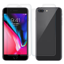 Load image into Gallery viewer, 2pcs Full Cover Screen Protector for iPhone X, 8, 7, 7 Plus, 6, 6s Front + Back - Daily Tech Bargains