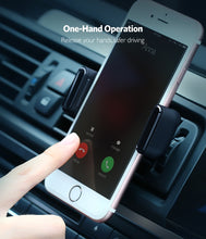 "Load image into Gallery viewer, Ugreen Universal Air Vent Phone Holder for Phones up to 7"" - Daily Tech Bargains"