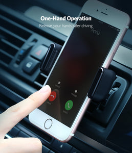 "Ugreen Universal Air Vent Phone Holder for Phones up to 7"" - Daily Tech Bargains"